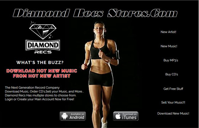 Diamond Recs Releases
