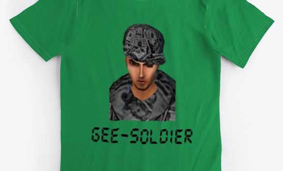 GEE SOLDIER