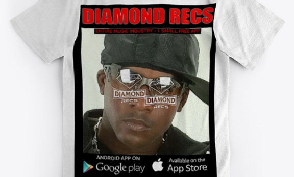 DIAMOND RECS - TEE SHIRT