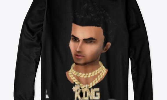 KING = SWEAT SHIRT