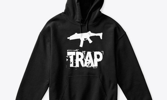 TRAP PULL OVER HOODIE