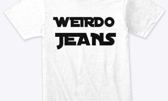 WEIRDO JEANS TEE