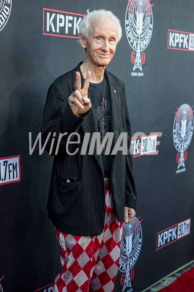 Robby Krieger - Getty