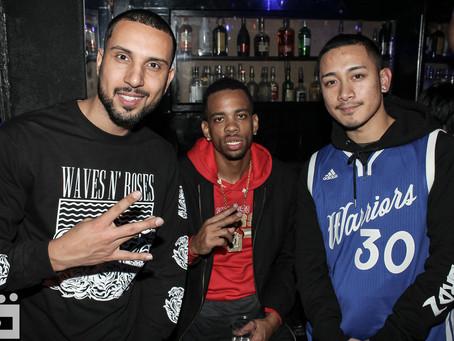 RJ PARTIES WITH BRANDON FOX AND DJ ASAP