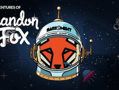 ADVENTURES OF BRANDON FOX // THE BASSMENT RADIO