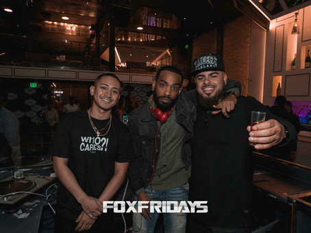 5.24.2017 FOXFRIDAYS RECAP PICS