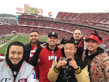 LAST 49ERS GAME TO END THE 2015 SEASON