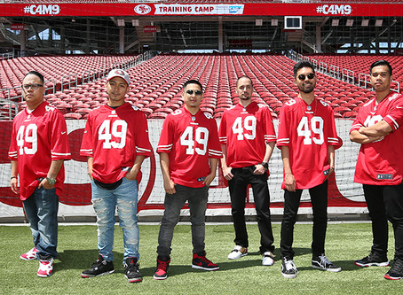 OFFICIAL 49ERS IN-GAME DJ