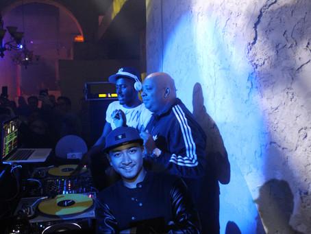 NEW ERA EVENT: REV RUN, DJ RUKUS, BRANDON FOX