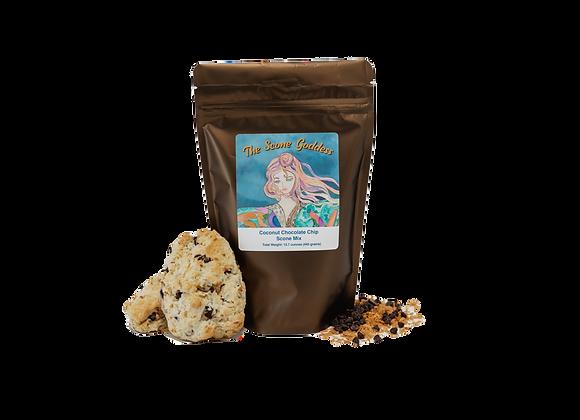 Coconut Chip Premium Scone Mix