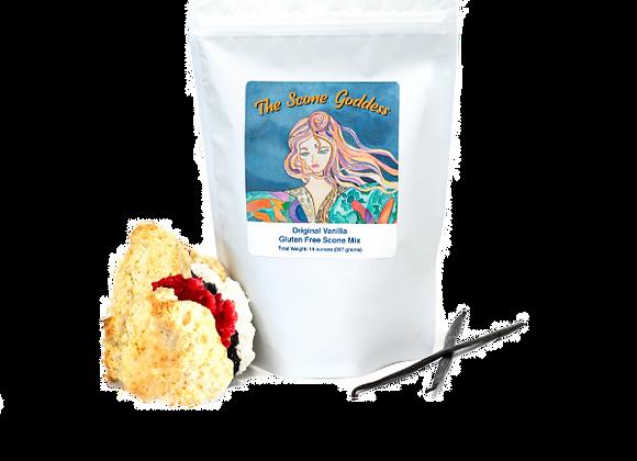 Gluten Free VanillaPremium Scone Mix