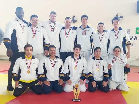 Seleção Campineira de Judô. 63º Jogos Regionais 2019.