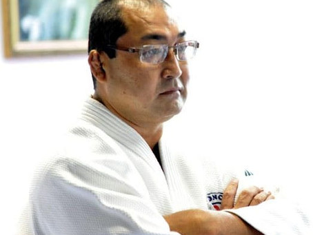 Sensei Kodansha Claudio Konno promovido a 7º DAN
