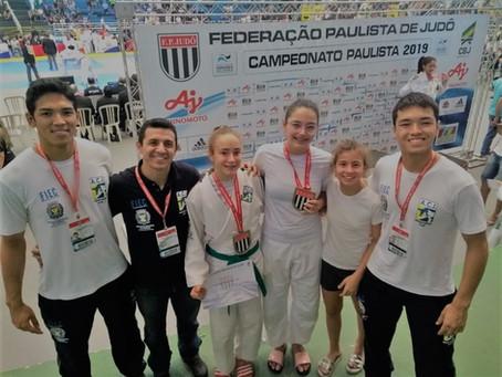 Ouro e Prata no Campeonato Paulista Aspirante Fase Final
