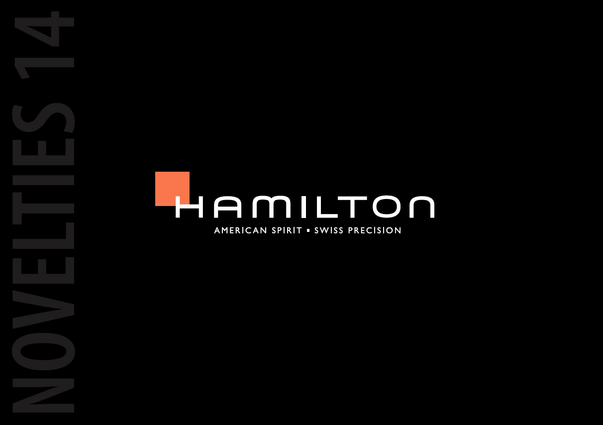 Hamilton summer catalogue