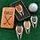 Thumbnail: Engraved Wood Golf Ball Marker Divot Tool in Gift Box