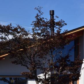 『安曇野の家6』現場監理 20211011