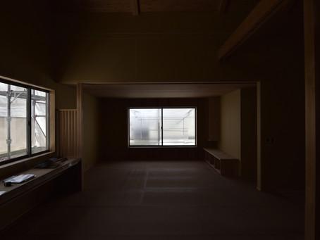 『大町の家2』現場監理 20200507