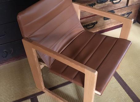 『たためる椅子』が届きました 20201007