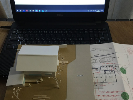 『茅野の家』基本設計案打合わせ 20200822