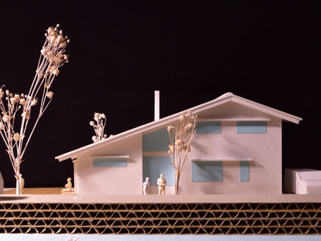 『安曇野の家6』実施設計打合せ 20200711