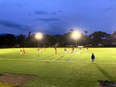 『中信地区U13サッカーナイターリーグ』20210627