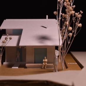 『安曇野の家6』現場監理20210325