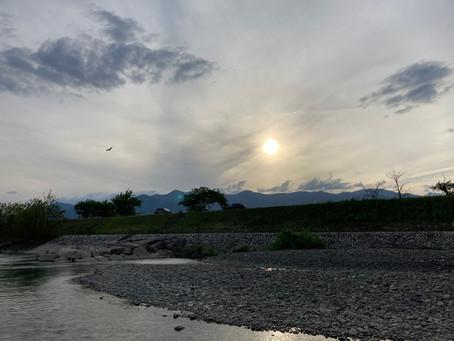 『川歩き』20210515
