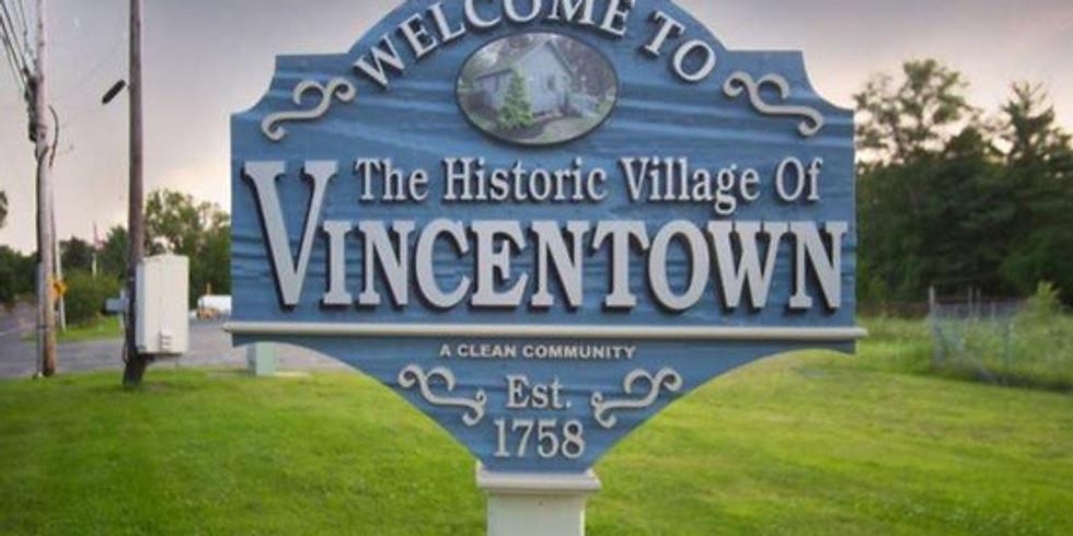 Vincentown Garden Club Antiques & Artisans Event