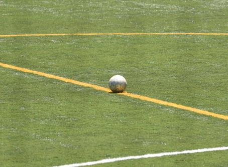 サッカー自粛 20200805