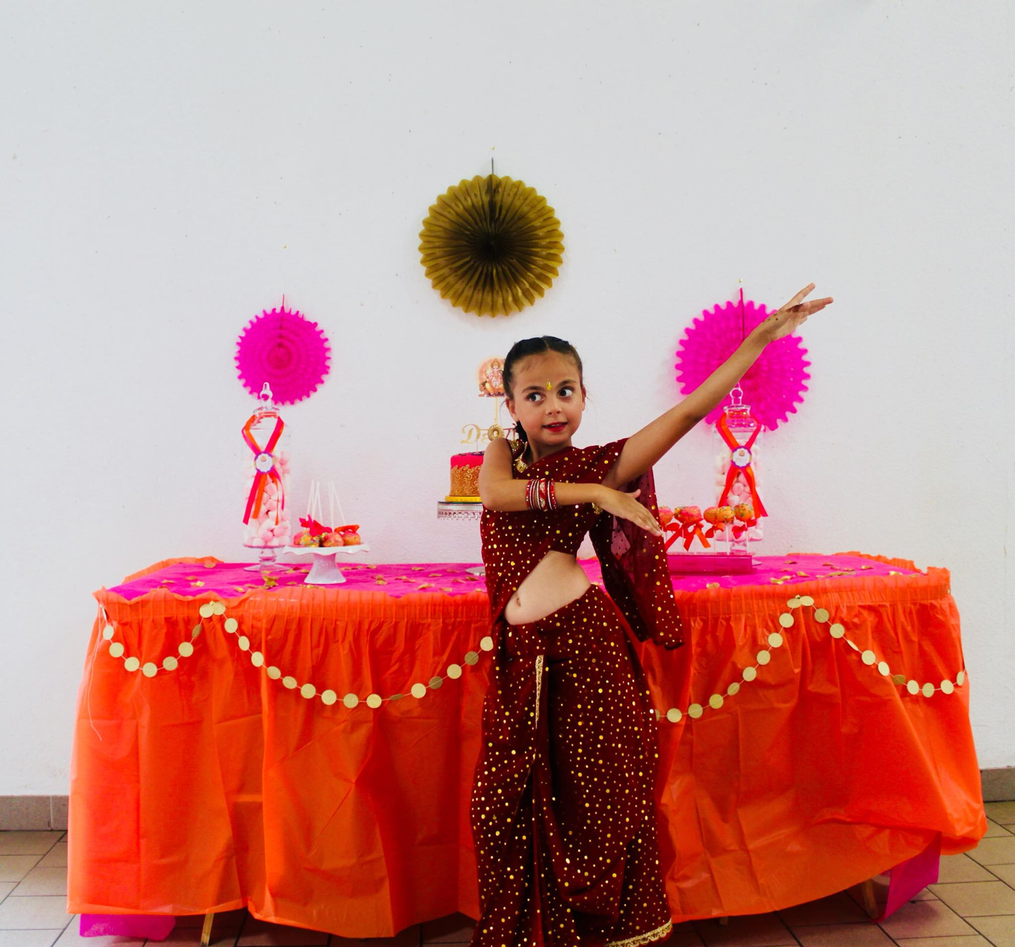 Cours Bollywood Enfants