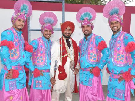 Stage Danse indienne Folklorique du Punjab avec Nirmal le 6/06/20 de 15h à 17h