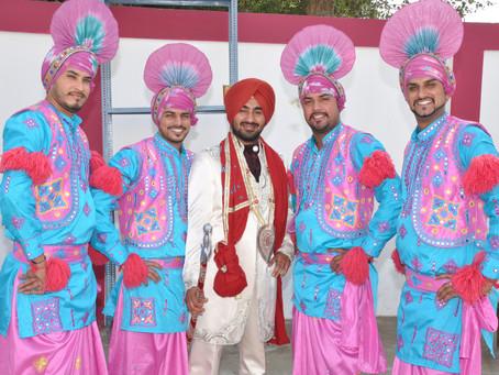Stage de Danse Indienne