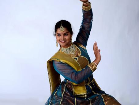 Stage Danse indienne Bollywood Kathak avec Anuja le 5/04/20 de 15h à 17h