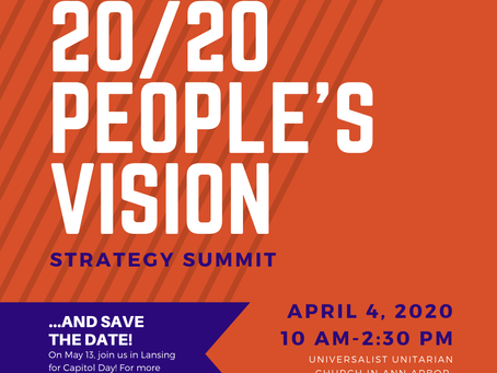 Everything you need to know for 20/20 People's Vision: A Virtual Strategy Summit.