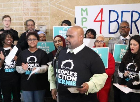 The Michigan People's Campaign endorses Bernie Sanders for President
