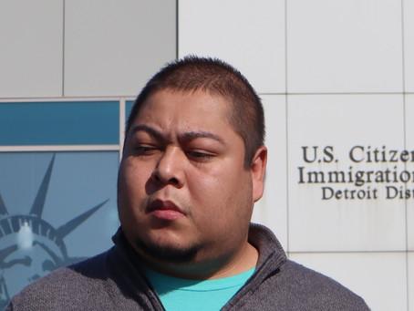 Immigrant transplant survivor gets deferral, health insurance restored