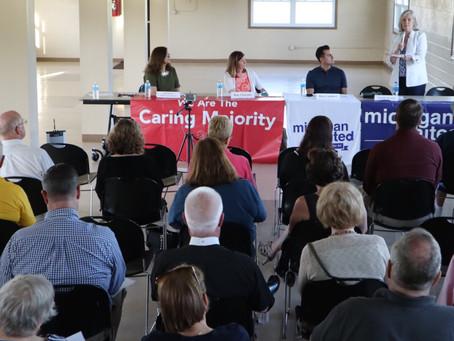 Downriver community talks long-term care with Lansing representatives
