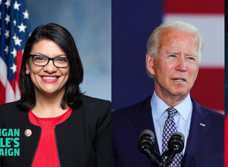 Michigan People's Campaign announces endorsements for 2020 primary election