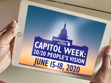 Capitol Week: 20/20 People's Vision