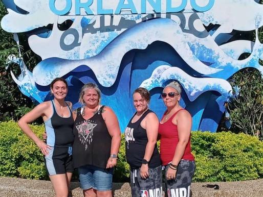 Saying Thank You—Samaritan Inn Sends Part of Team to SeaWorld