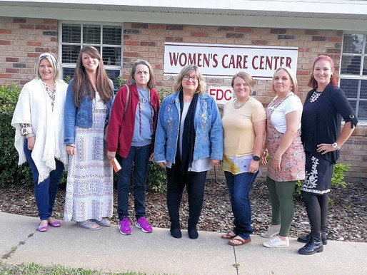 Women's Care Center: A Place where Lives Are Transformed