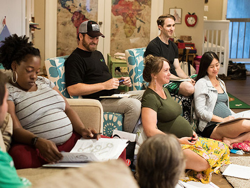 Father-to-Be Comments on Childbirth Classes