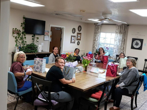 Mother's Day at the Women's Care Center