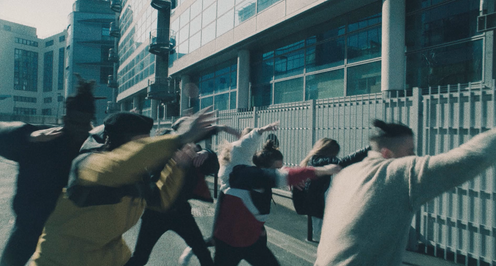 DANCE PROJECTCapture d'écran 2019-04-03