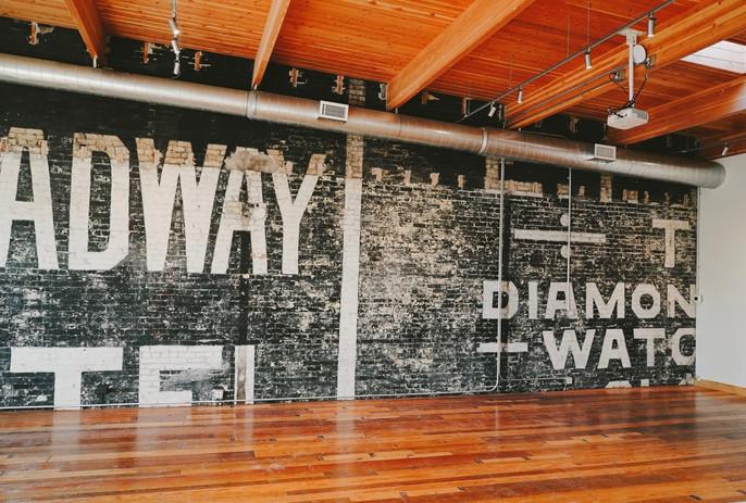 Broadway Wall