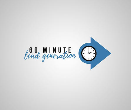 60 Minute Lead Generation