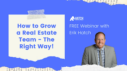 How to Grow a Real Estate Team - The Rig
