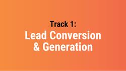 Lead Conversion & Generation