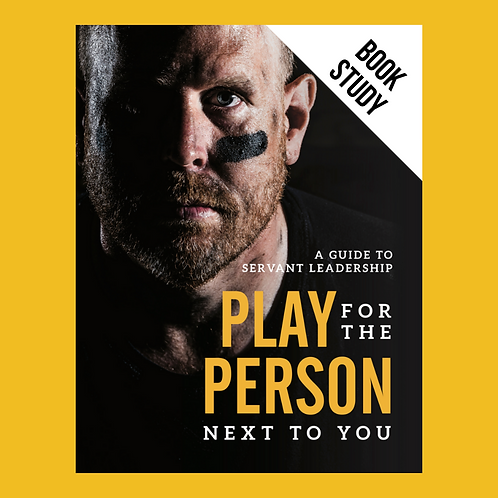 Book Study: Play For The Person Next To You